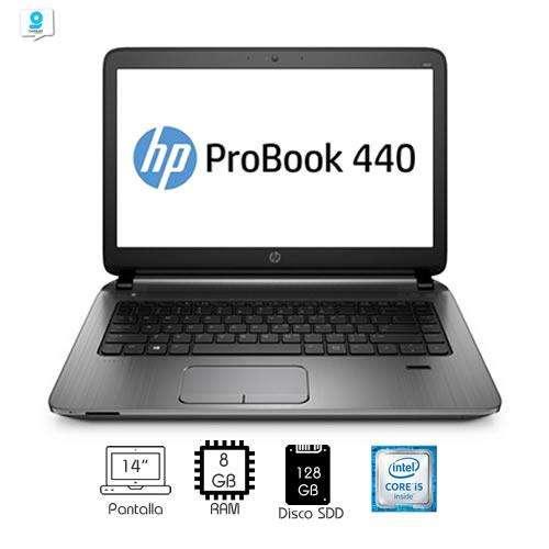 Laptop HP Probook 440 G3 i5-6200U 8GB RAM 128GB SSD 14