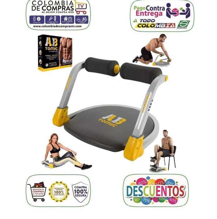 Ab Tomic TV Maquina para Abdominales Tonifica 7 en 1 Body Crunch , Nuevos, Originales, Garantizados...