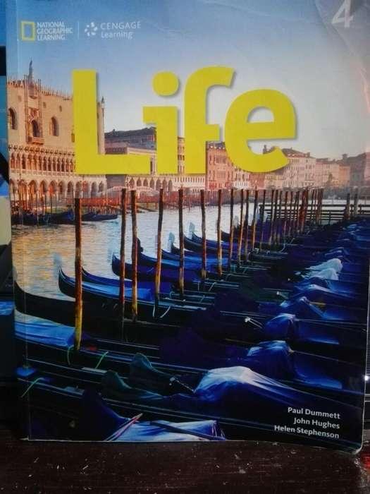 Libro de El Cultural Life 4 para Intermd