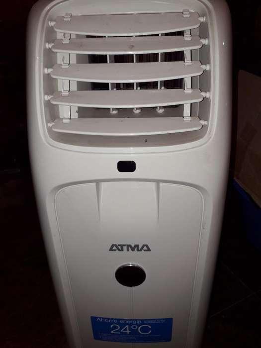 Aire Frio Calor Portatil