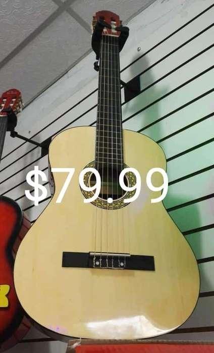 Guitarra Clasica Nueva