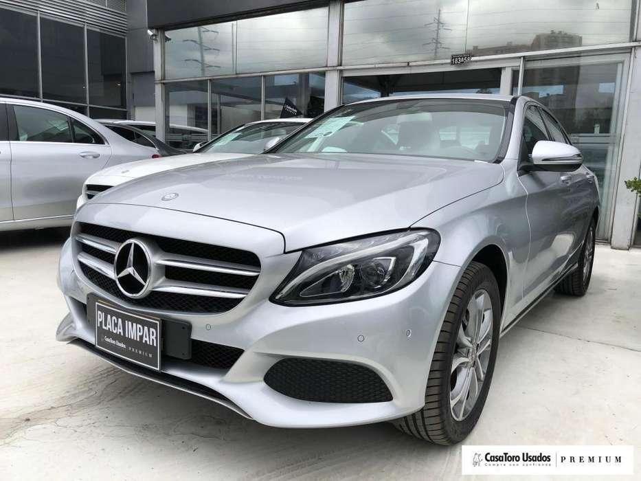 Mercedes-Benz Clase C 2018 - 4503 km