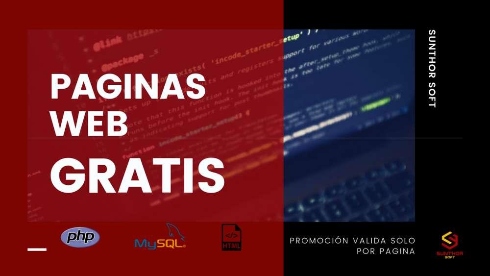 SISTEMAS WEB , DISEÑO DE PAGINAS WEB, LOGOS, POSICIONAMIENTO WEB