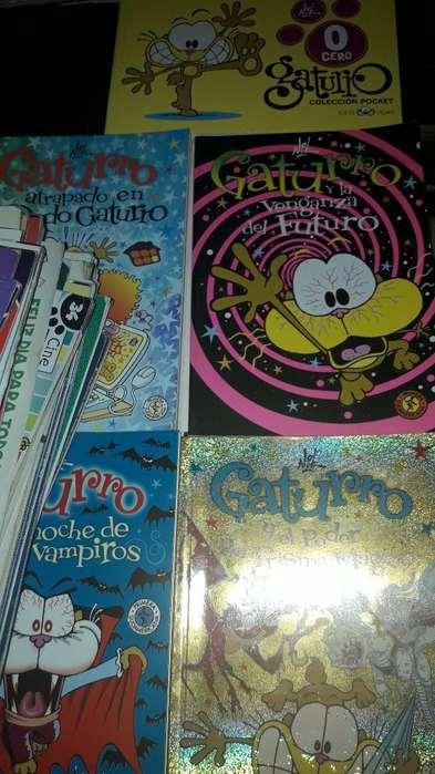 Revistas Libros Comics Gaturro