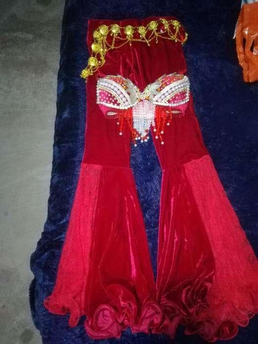 Vendo <strong>traje</strong> de Danzas Arabes Y Comparsa