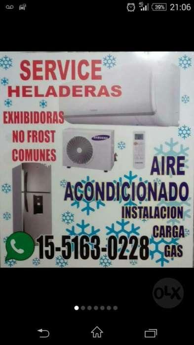 Service Aire Acondicionado Zona Sur