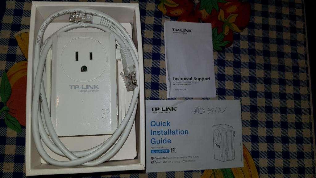 Tplink N300 Wifi Range Extender T