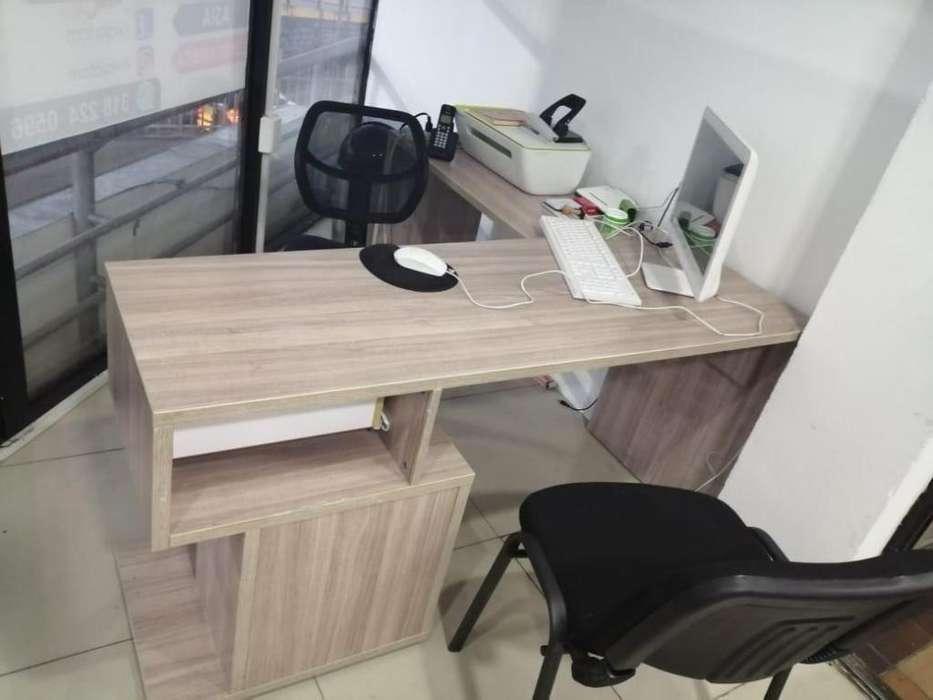 Vendo <strong>escritorio</strong> para oficina o hogar