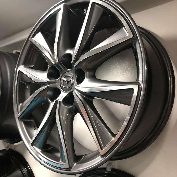Rines 18 Mazda Cx5 Nuevos Replica