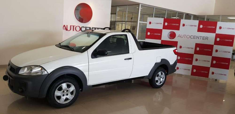 Fiat Strada Working 2017 - 60000 km