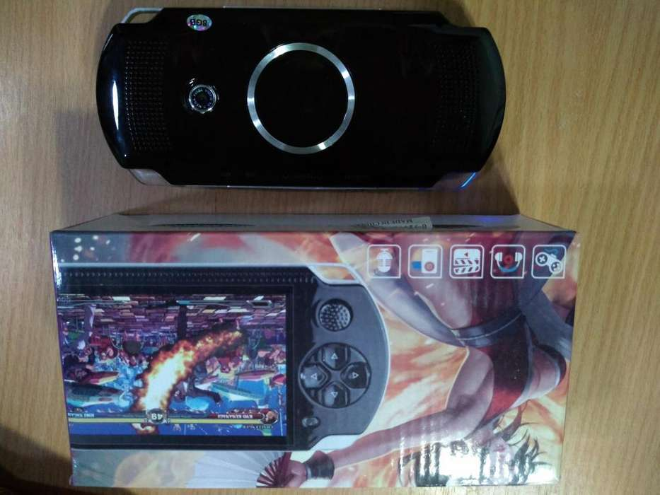 Mp5 consola porttil gameboy 1000 juegos incorporados family sega Nin