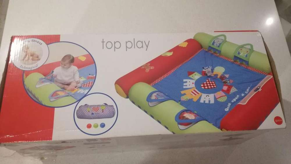 Inflable Top Play ItsImagical