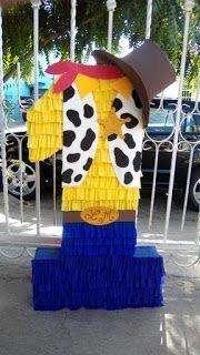 Piñatas Toy Story Numero Uno