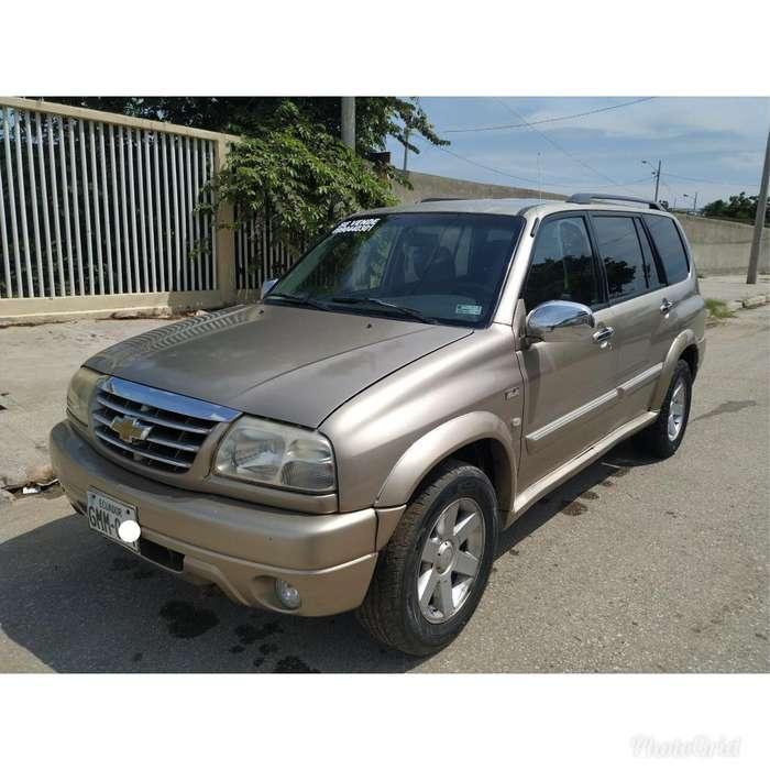 Chevrolet Grand Vitara 2003 - 254204 km