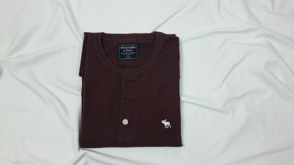 Camiseta Abercrombie Nueva Talla Xs