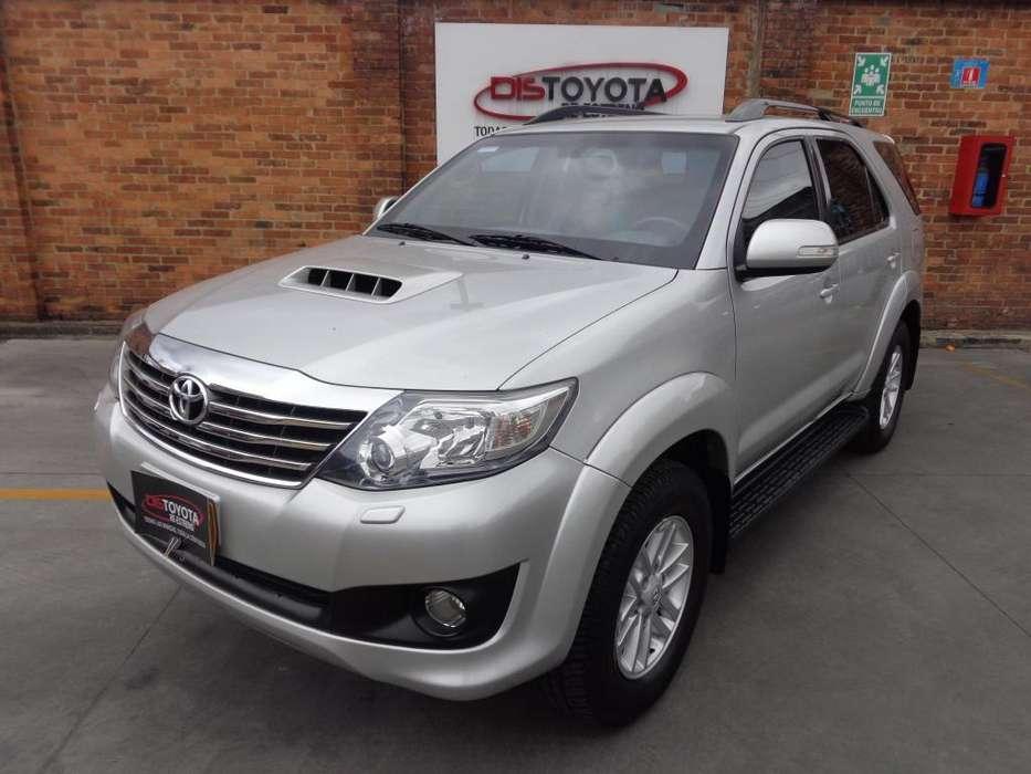 Toyota Fortuner 2014 - 103000 km