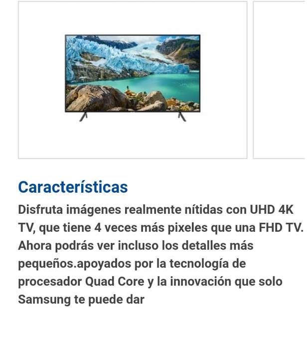 Tv 65 Samsung nuevo