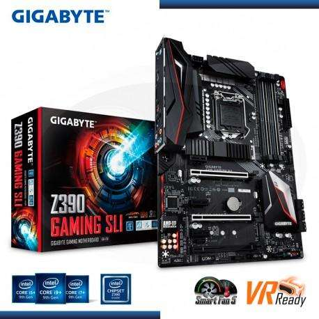 MB GIGABYTE Z390 GAMING SLI DDR4 LGA1151