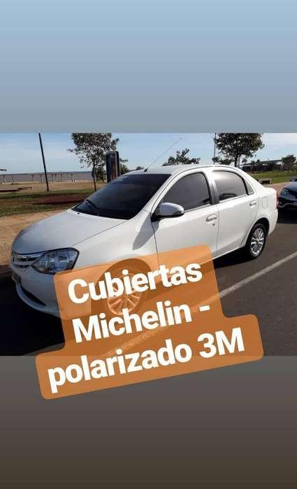 Toyota Etios 2015 - 54000 km