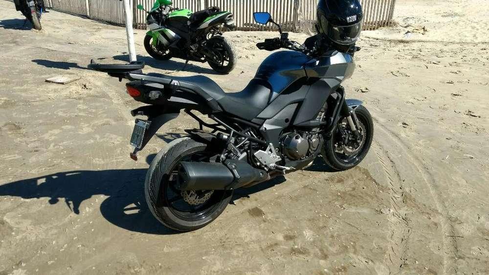 Vendo Kawasaki Versys 1000