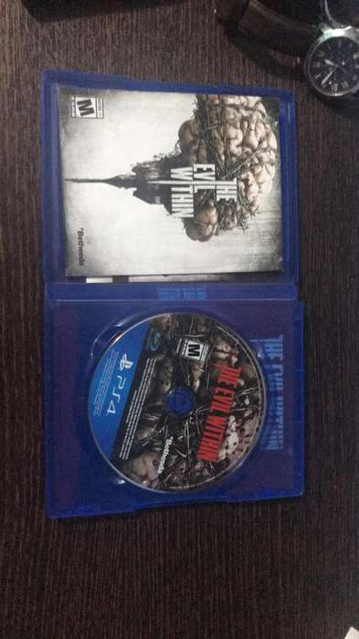 The Evil Within Juego de Ps4