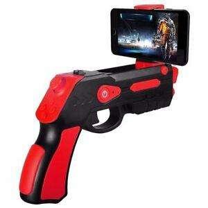 VENDO ar Pistola Blaster realidad aumentada Bluetooth Controlador de Juego Smarthphone WL