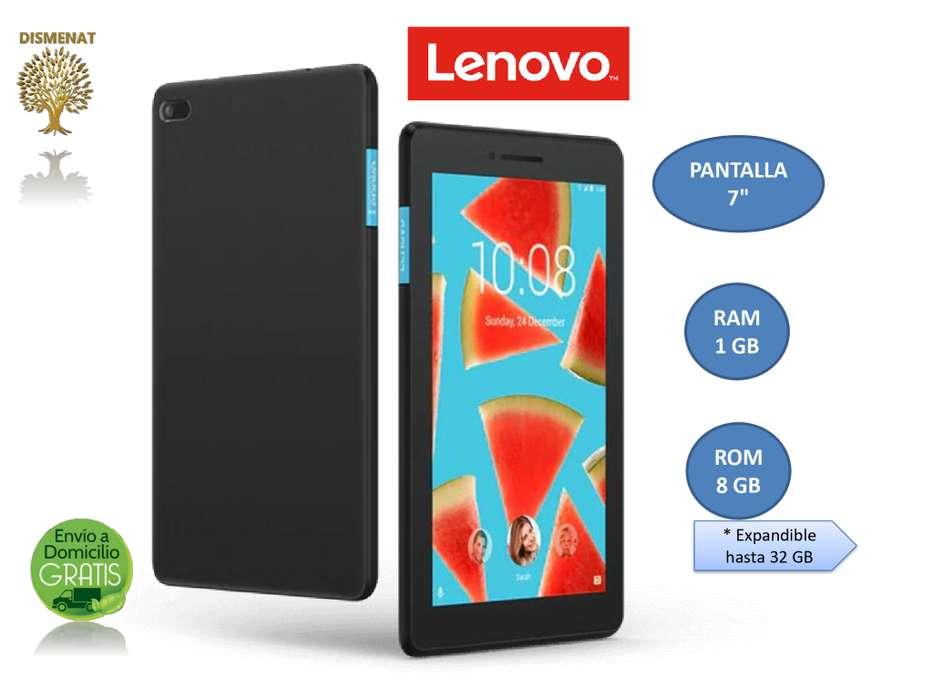 Tablet Lenovo 7'' Tb , 1gb Ram Y 8gb Rom *Quad Core 1.3GHz