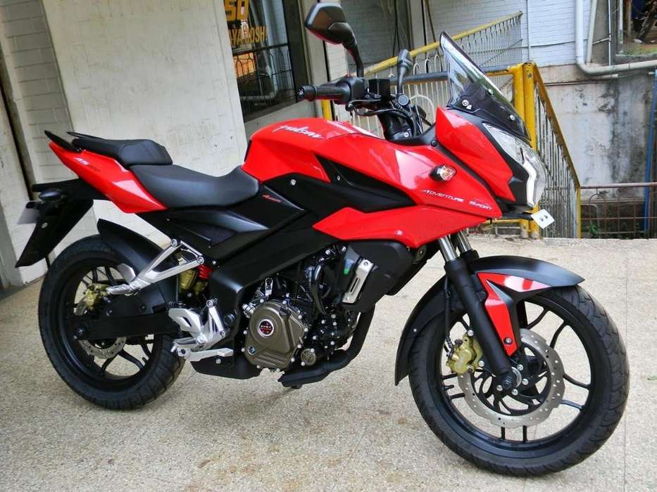 Vendo Moto Pulsar As 200