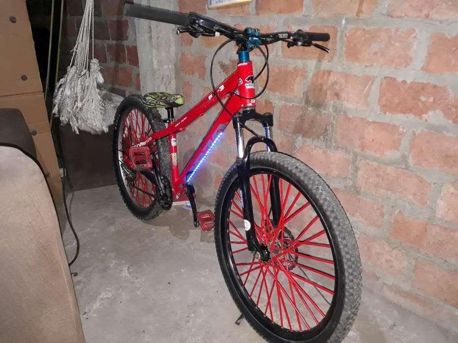 Vendo Bicicleto Venzo Aro 26