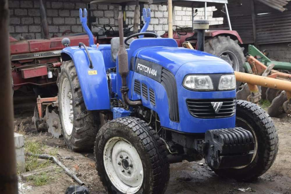 Tractor 40hp Doble