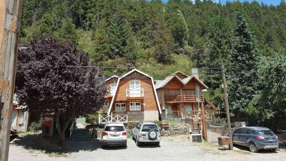 eg66 - Cabaña para 4 a 6 personas con cochera en San Martín De Los Andes