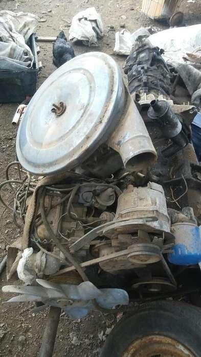Vendo Motor Completo de Peugeot 504