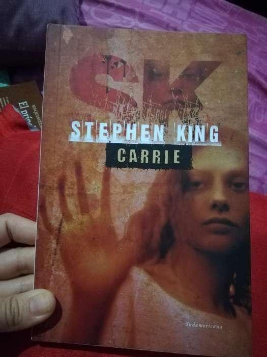 Libro de Carrie