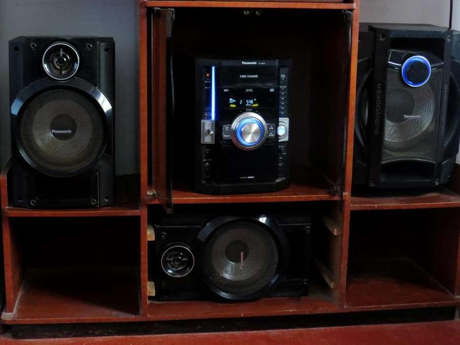Vendo Equipo de Sonido Panasonic Ak870