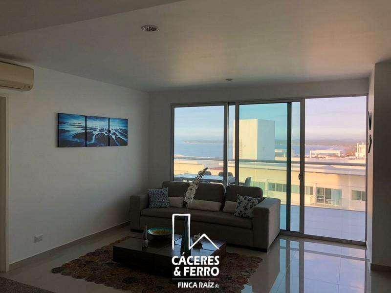 Cod. VBCYF21142 Apartamento En Venta En Cartagena Morros