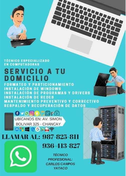 SERVICIO TECNICO CHANCAY HUARAL