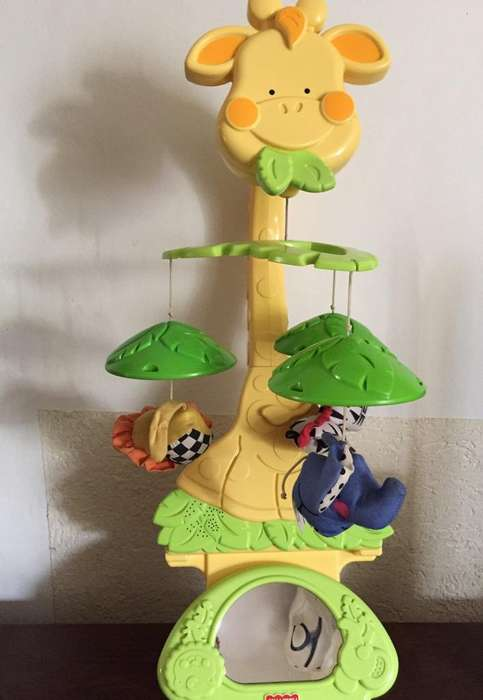 Cunero Musical Fisher-Price