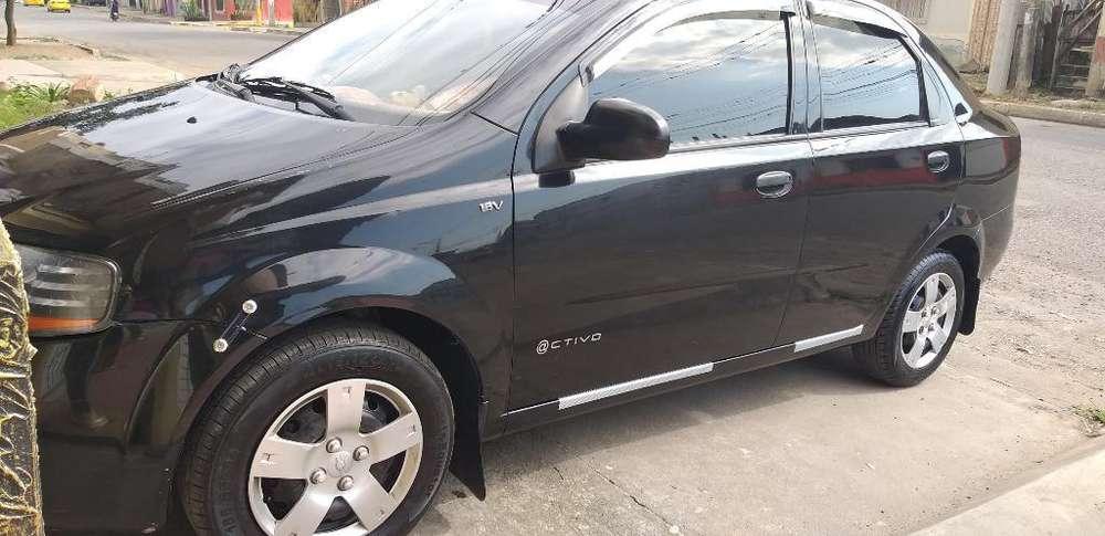 Chevrolet Aveo 2011 - 167 km