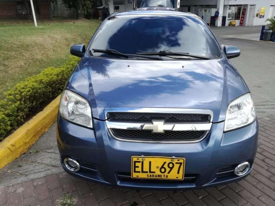 Chevrolet Aveo Emotion 2009 - 150000 km