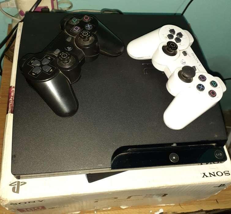 Vendo Consola Play Station 3 250gb