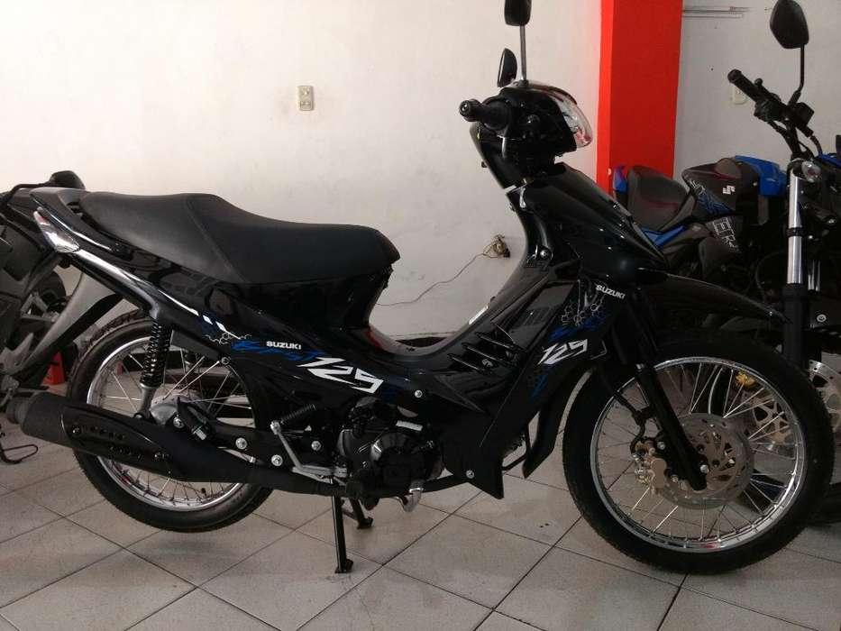 Suzuki Best-125 2020 Estrene