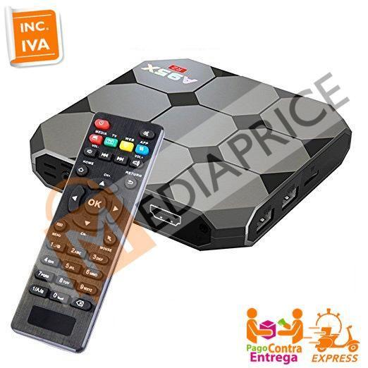 TV Box A95X R2 S905W 2GB/16GB ROM Android 7.1 4K WiFi