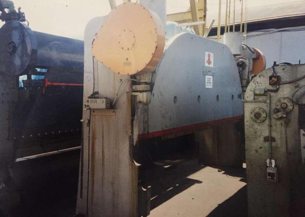 Máquinas Dobladora 350 Ton , Cortadora, roladora, Torno , prensa hidráulica