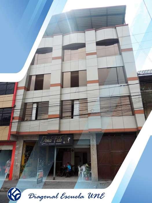 venta-edificio-departamentos-casa -Diagonal a la Escuela UNE
