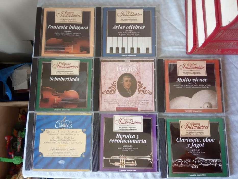 Cds Originales Música Clásica Precio X U