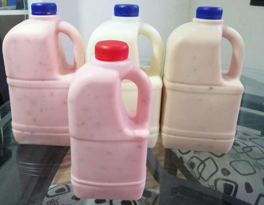 Venta de Yogurt