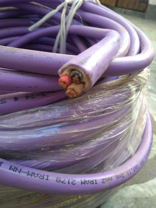 Cable Sintenax de 3x6
