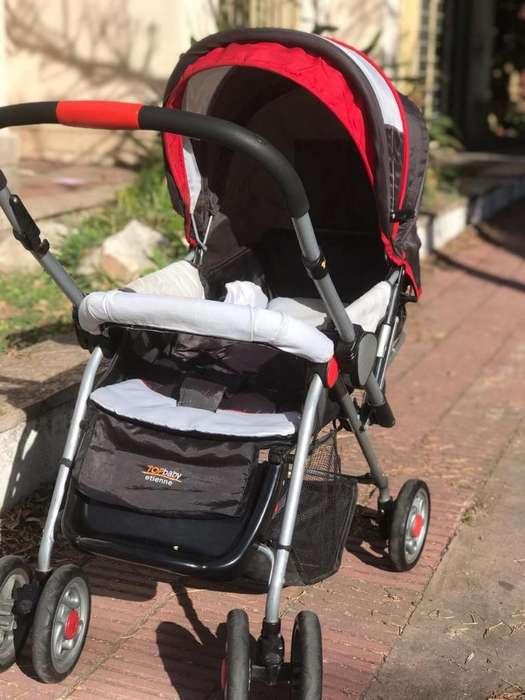 Cochecito Top Babycon Manija Rebatible