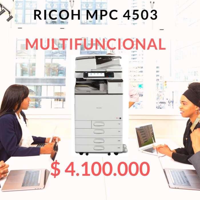 Fotocopiadora Mpc4503