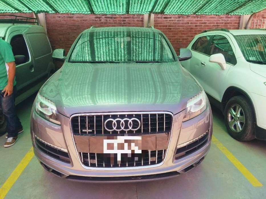 <strong>audi</strong> Q7 2013 - 66000 km